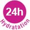 Hydratation 24h
